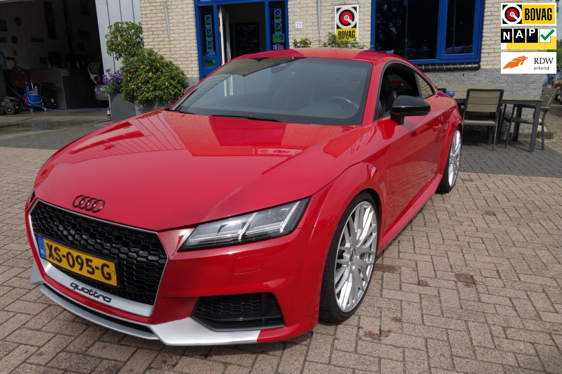 Audi TT occasion - Autobedrijf E.J. Rooy