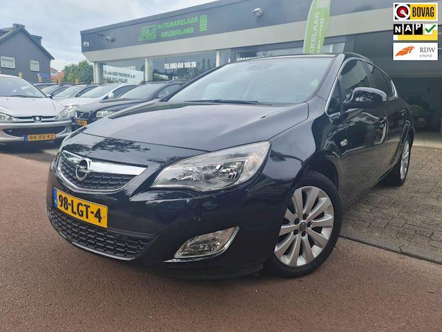 Opel Astra 1.6 Cosmo 1e Eigenaar/Nw Apk/Lmv/Airco/Navi