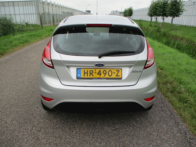 Ford Fiesta 1.5 TDCi Style 5 Drs
