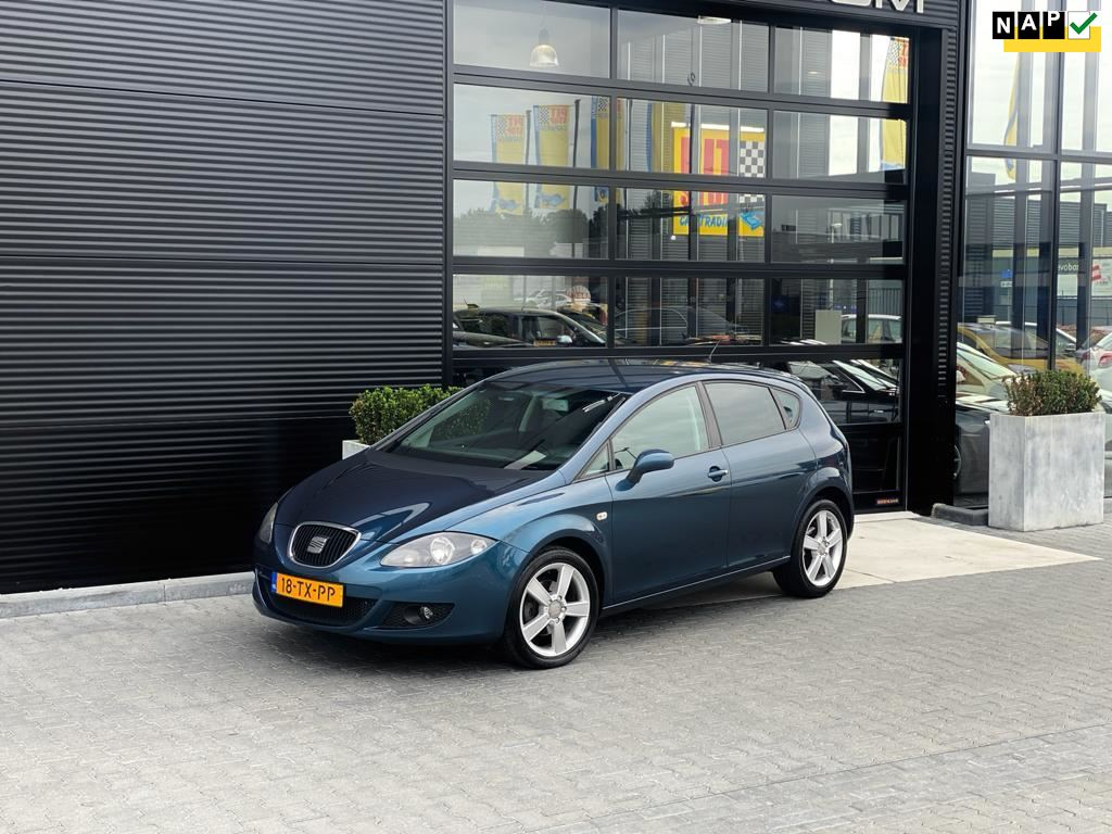 Seat Leon occasion - Pitstop Car Trading