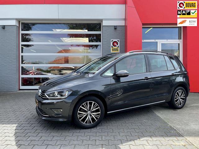 Volkswagen Golf Sportsvan 1.6 TDI Allstar DSG Navi, Trekhaak, Adaptive
