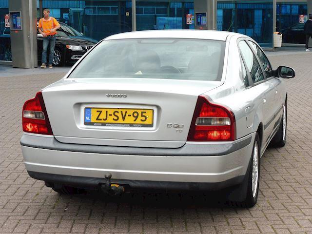 Volvo S80 2.8 T6 Geartronic/VERKOCHT