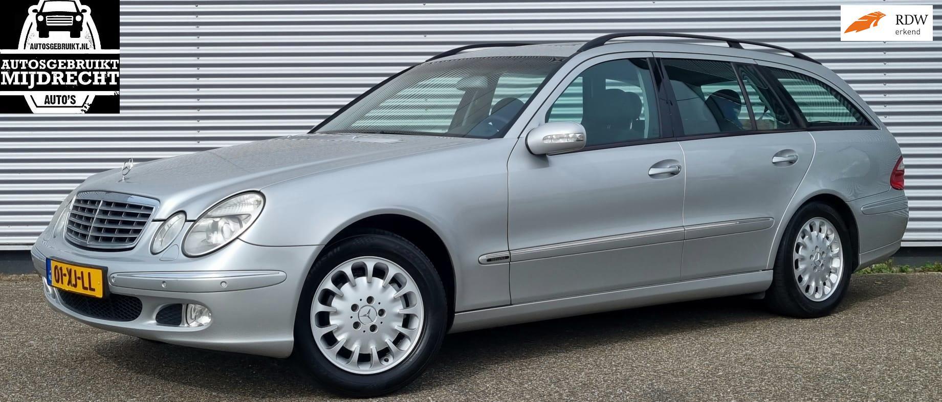 Mercedes-Benz E-klasse Combi occasion - Autosgebruikt Mijdrecht