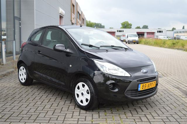 Ford Ka 1.2 Cool & Sound bj12 Airco PDC luxe auto