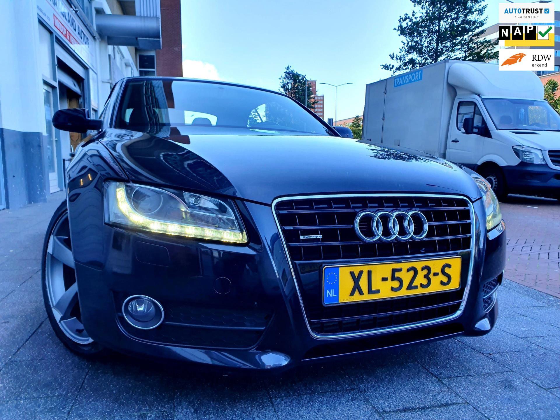 Audi A5 Cabriolet occasion - Haagland Auto's