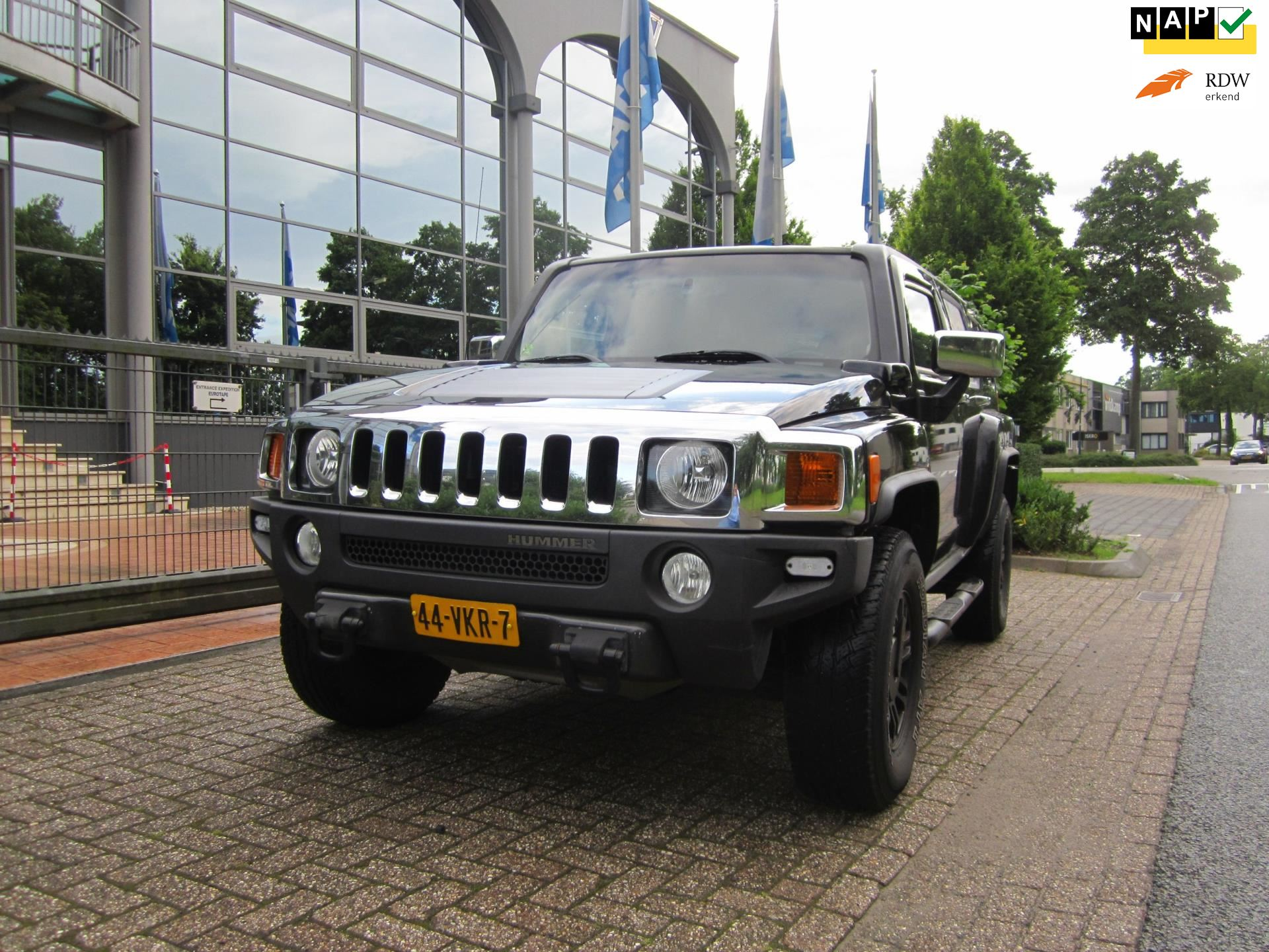 Hummer H 3 occasion - HG Auto's