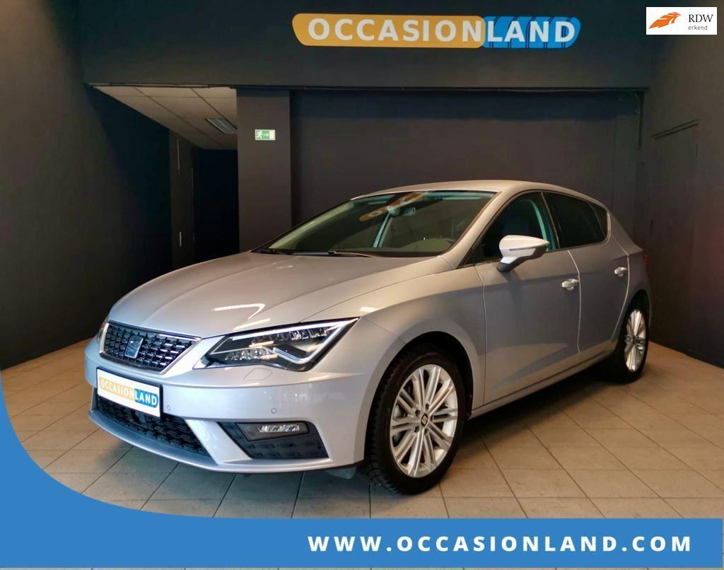 Seat Leon occasion - Occasionland