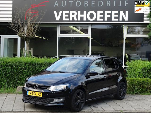 Volkswagen Polo 1.2-12V Comfortline - AIRCO - ELEKTRISCHE RAMEN - BOEKEN - ACTIE PRIJS !