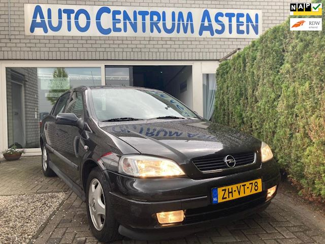 Opel Astra 1.6 CDX  Unieke Kilometerstand
