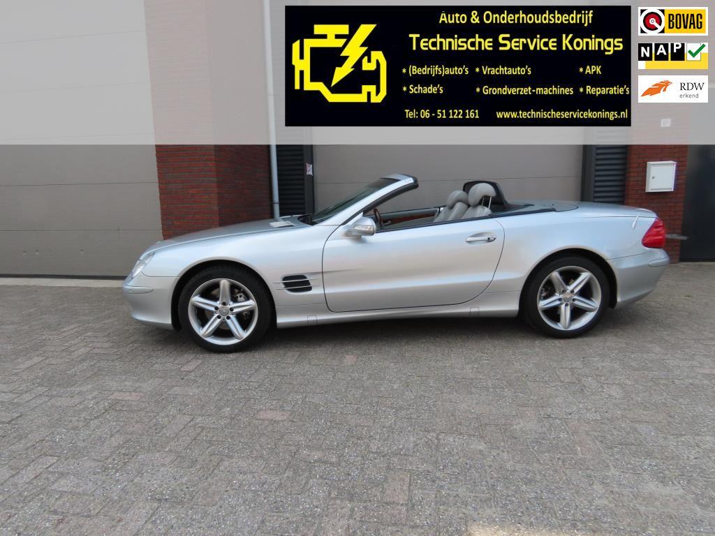 Mercedes-Benz SL-klasse occasion - Autobedrijf Konings