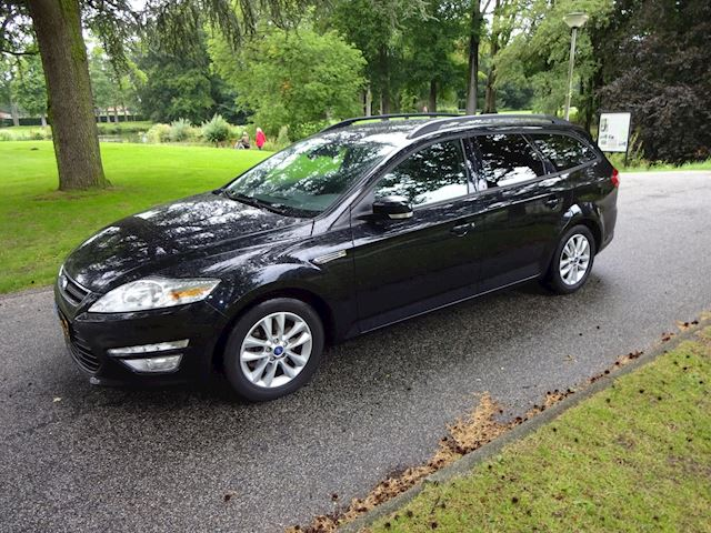 Ford Mondeo Wagon 1.6 TDCi ECOnetic Lease Trend.clima.navigatie.trekhaak.