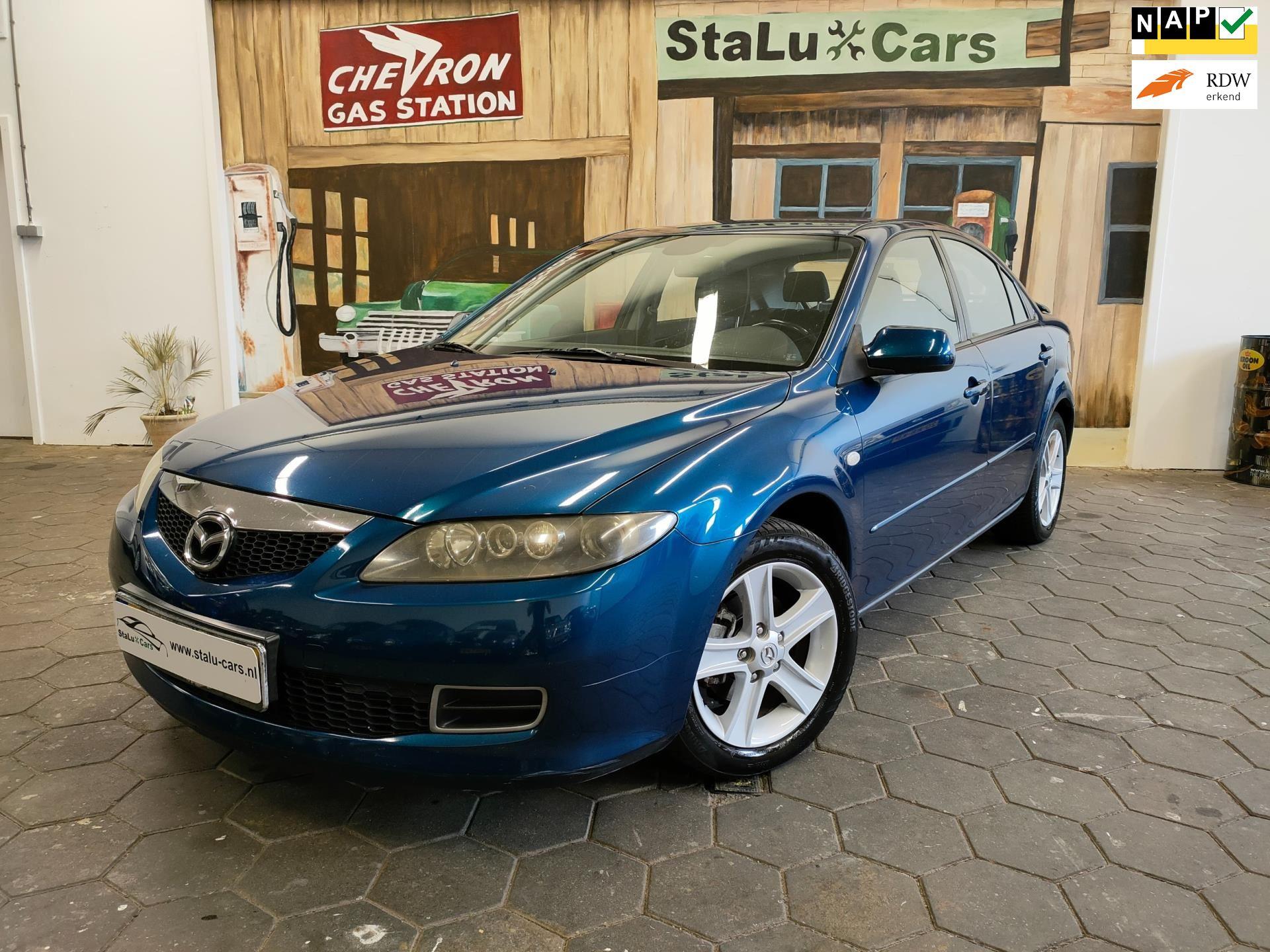 Mazda 6 Sport occasion - StaLu