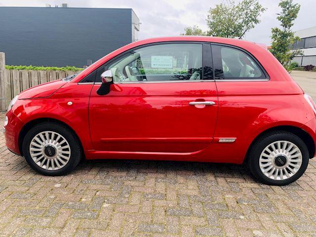 Fiat 500 occasion - Brabant Auto's