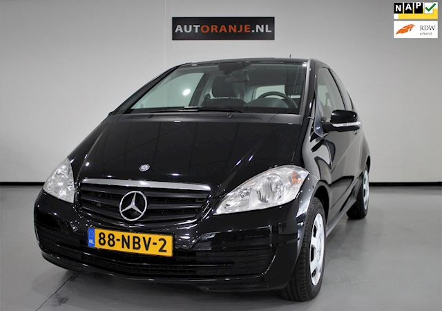 Mercedes-Benz A-klasse 160 BlueEFFICIENCY Limited Edition, Eerste Eigenaar, Airco, APK, NAP!!