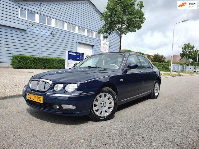 Rover 75 2.0 V6 Club/AIRCO/LEDER/ELEC.STOEL/STOELVW/ 2 X SLEUTELS