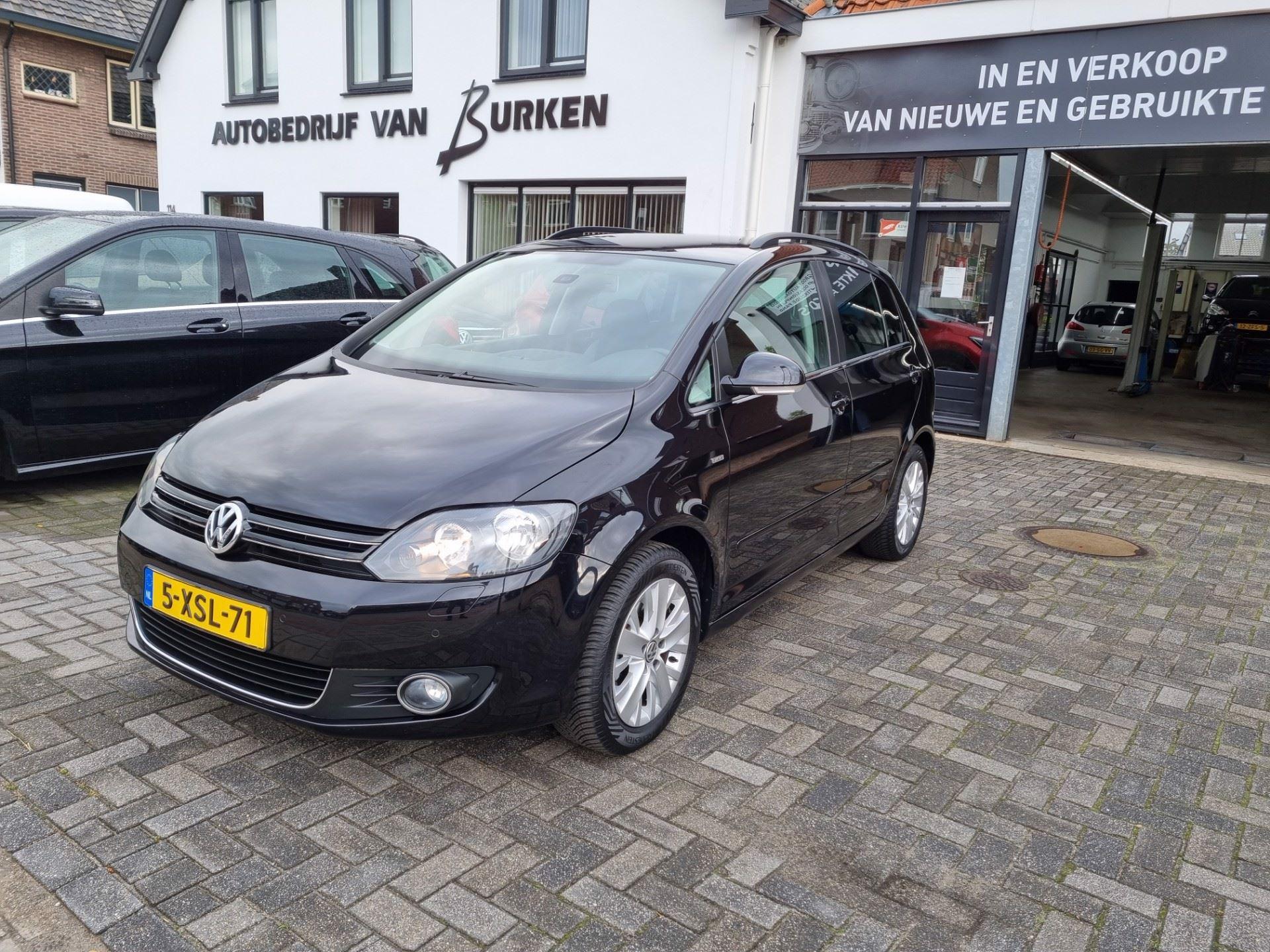 Volkswagen Golf Plus occasion - Autobedrijf van Burken