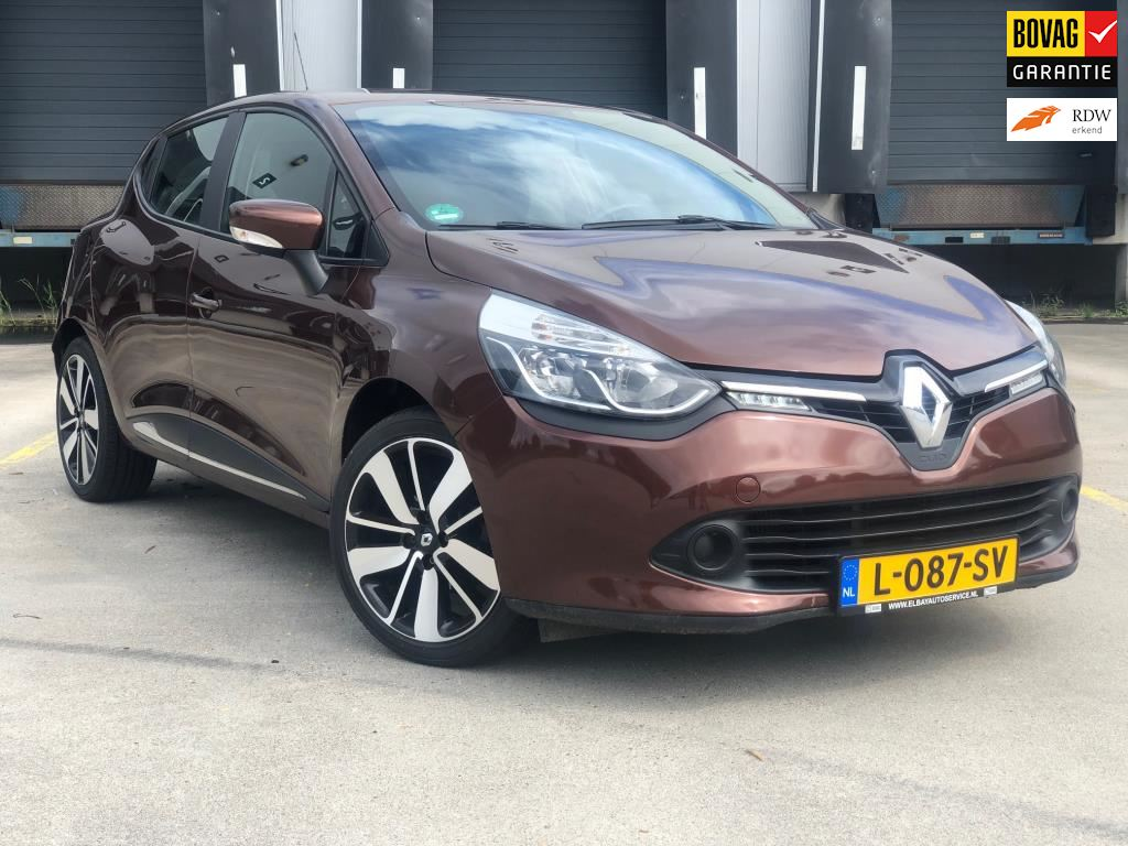Renault Clio occasion - Elbay Auto & Bandenservice