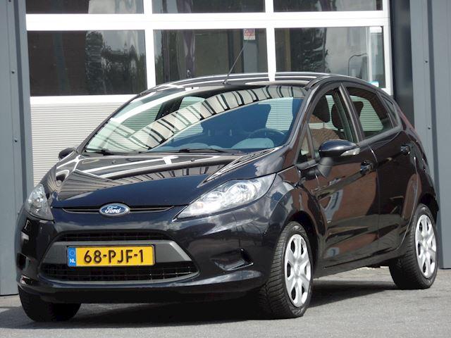 Ford Fiesta 1.25 Limited 5 deurs, Goed onderhouden, Airco, Elektrische ramen