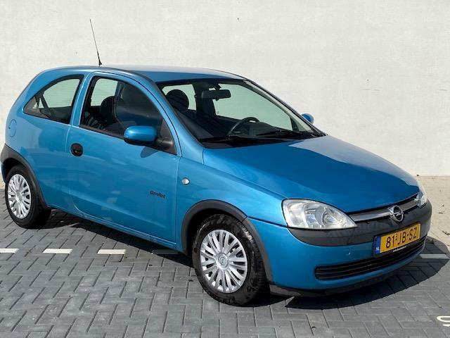 Opel Corsa 1.4-16V Comfort Automaat+stuurbkr.