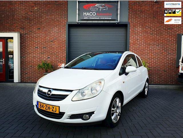Opel Corsa 1.2 16V Enjoy AIRCO / ELEK. DAKRAAM