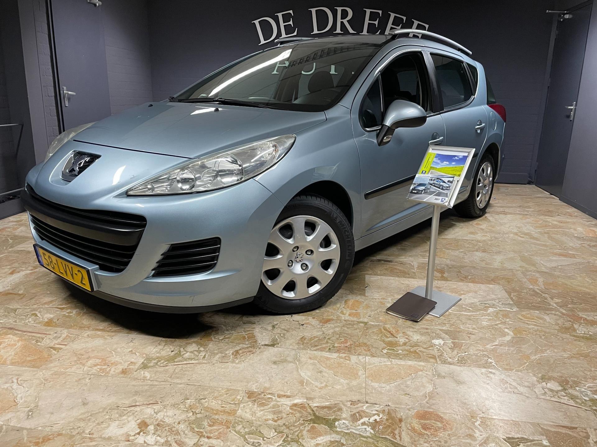Peugeot 207 SW occasion - De Dreef Auto's