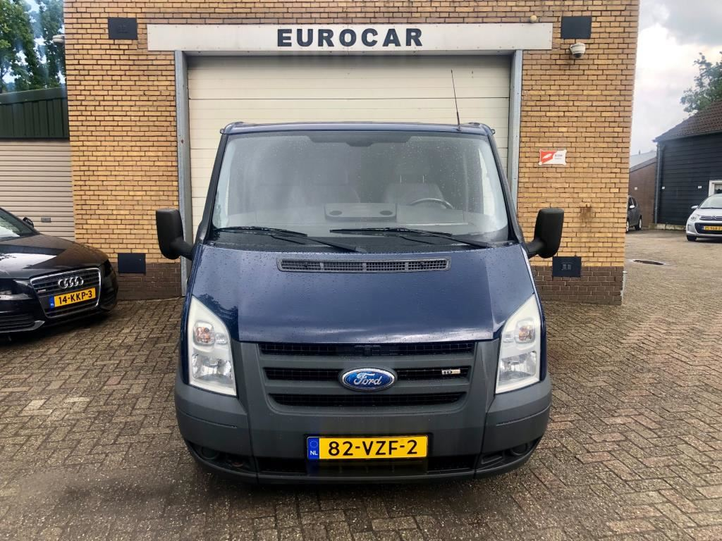 Ford TRANSIT occasion - Eurocar