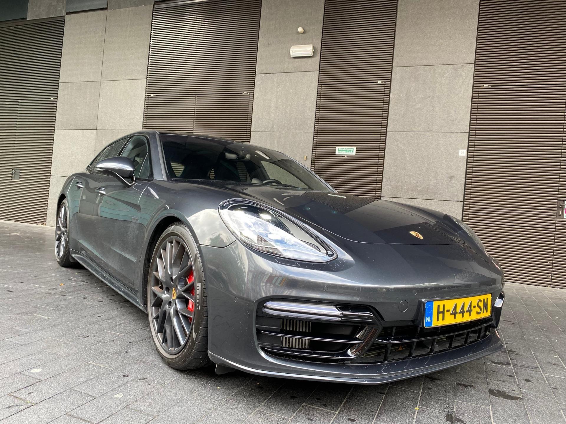 Porsche Panamera Sport Turismo occasion - AutoHuisLimburg