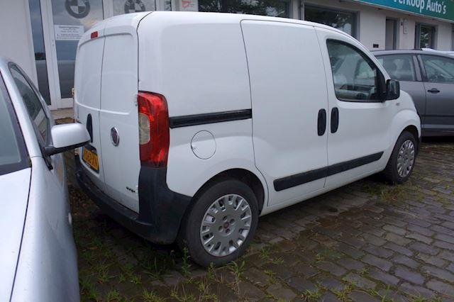 Fiat Fiorino 1.4 Basis grijs kent benz. 137 dkm apk 28-4-2022