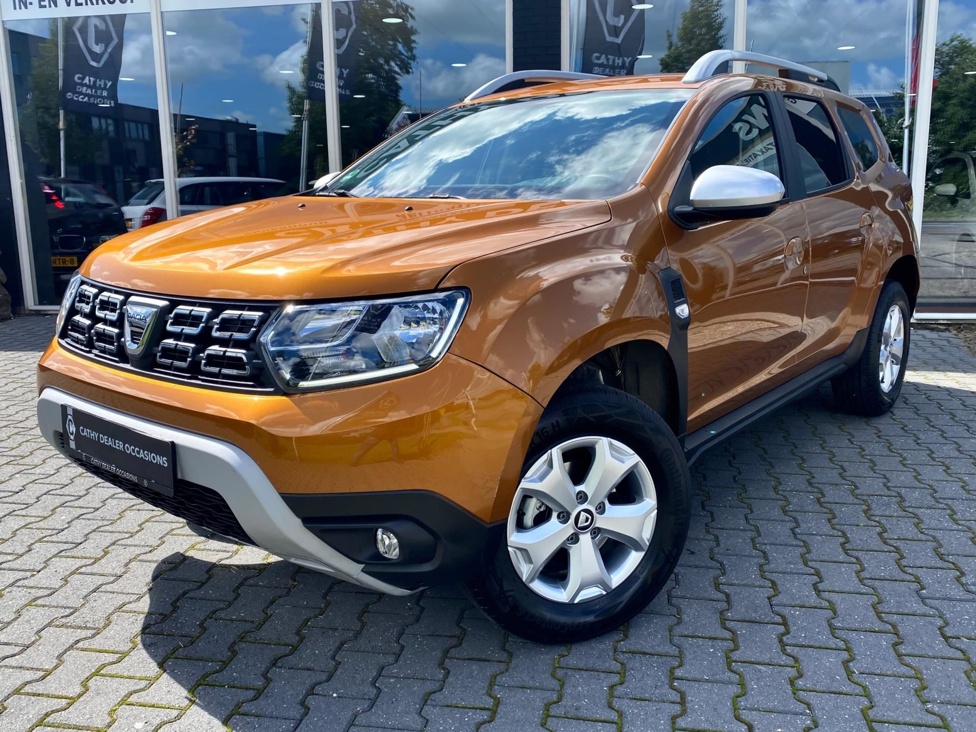 Dacia Duster occasion - Cathy Dealer Occasions