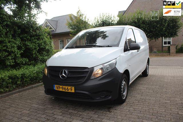 Mercedes-Benz Vito LANG  DUBBELE BANK ,  111 CDI Functional
