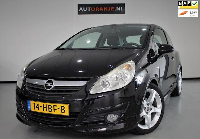 Opel Corsa 1.4-16V Executive, Airco, Cr Control, PDC Achter.
