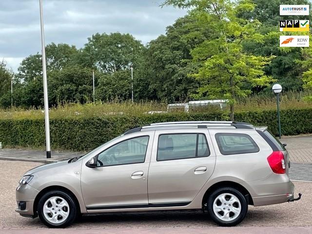 Dacia Logan MCV occasion - Jesse de Koning Auto`s