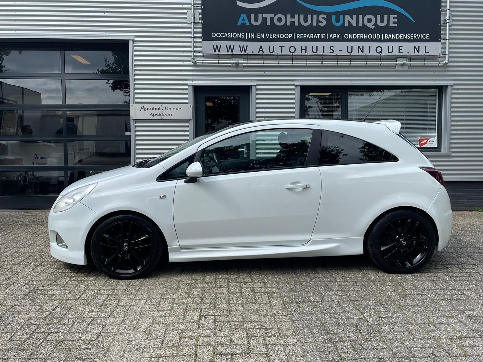 Opel Corsa occasion - Autohuis Unique