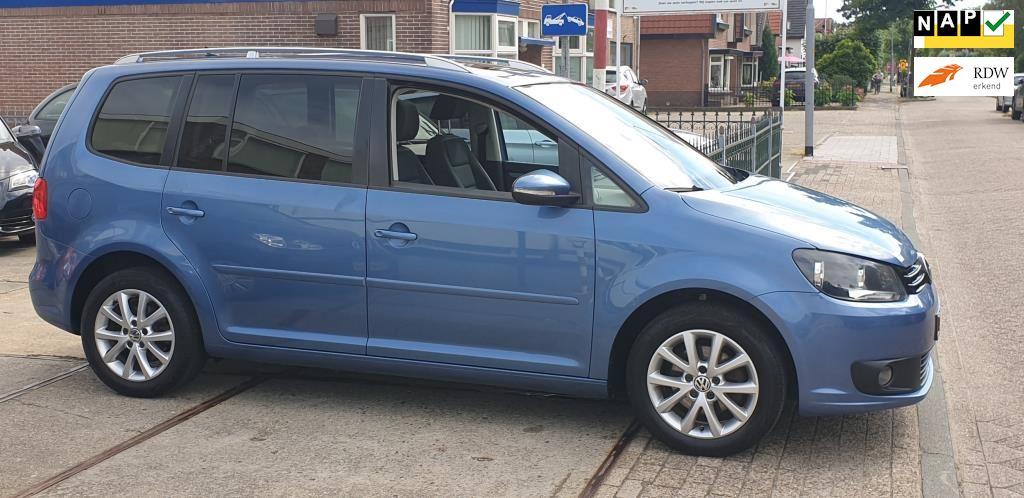 Volkswagen Touran occasion - Ken de Klerk Auto's
