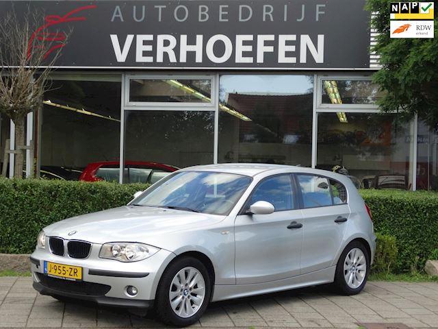 BMW 1-serie 116i - AIRCO - KETTING VERVANGEN BIJ Km 167.xxx - DEALER OND - GARANTIE !!