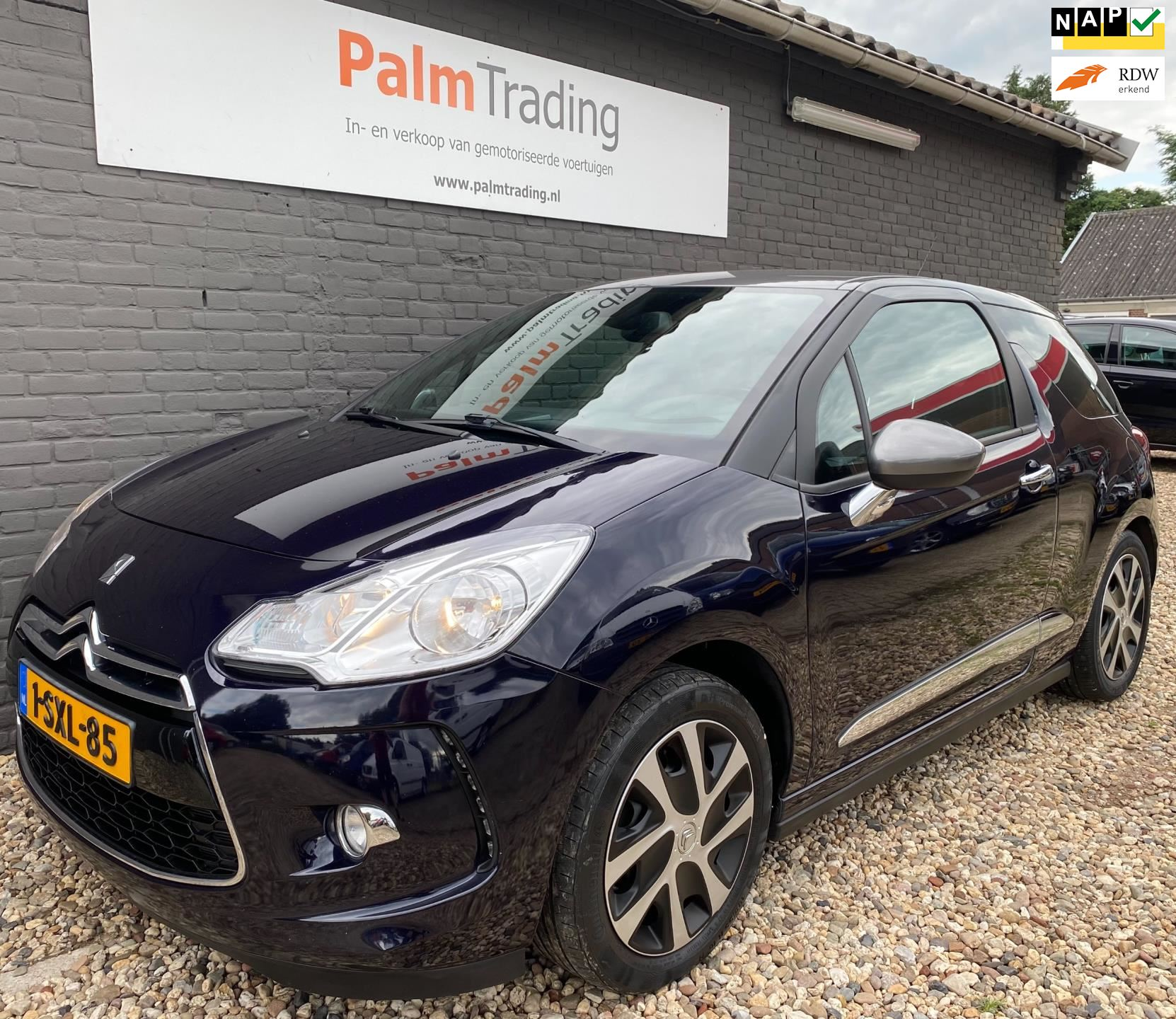 Citroen DS3 occasion - Palm Trading