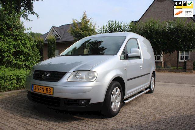 Volkswagen Caddy nieuwe apk  GROOT NAVI , AIRCO , ZEER MOOIE GOEDE STAAT 1.9 TDI BlueMotion