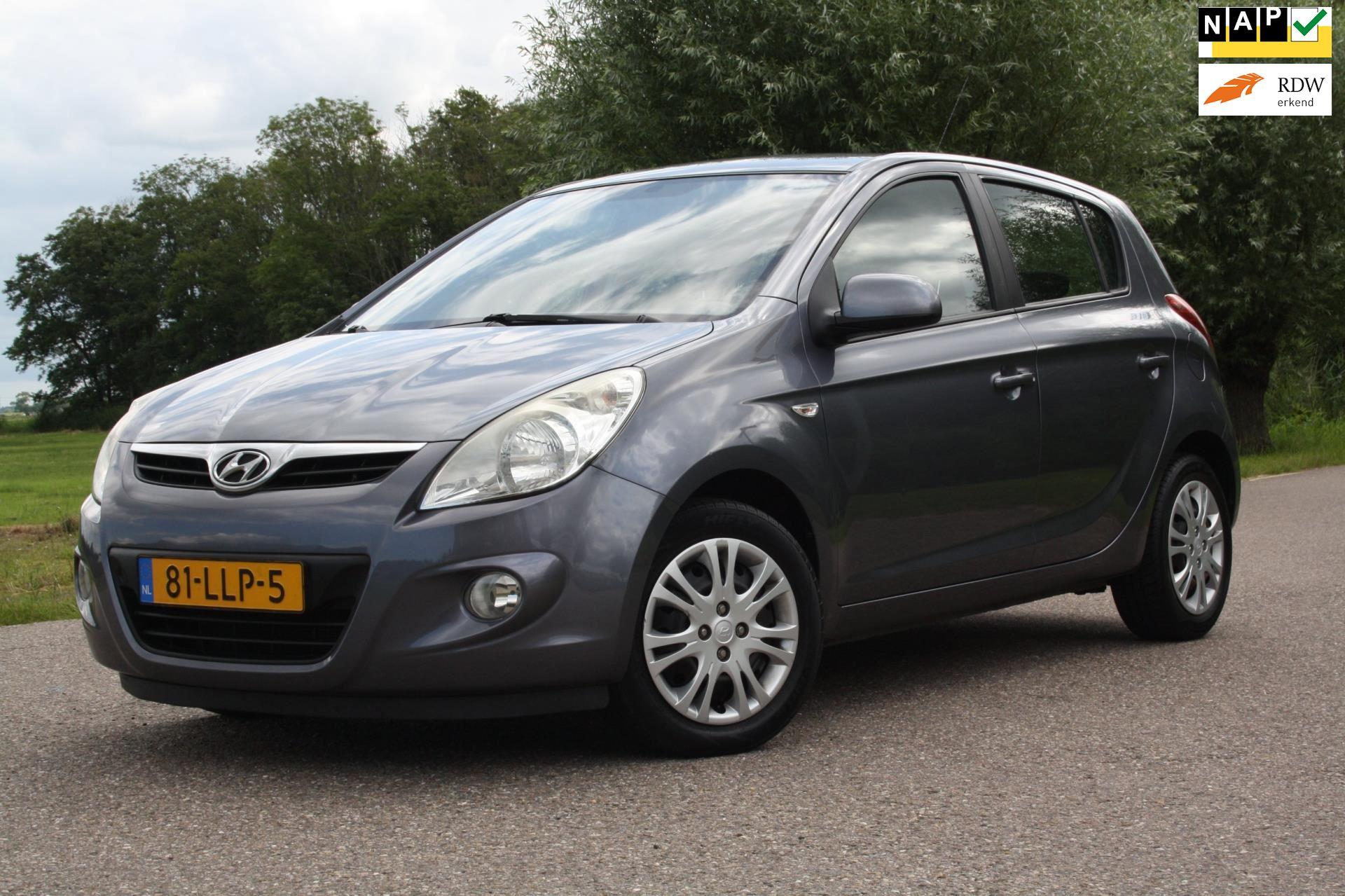 Hyundai I20 occasion - Favoriet Occasions