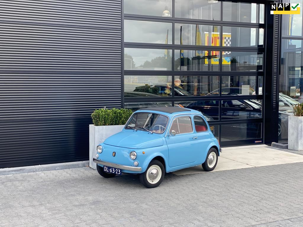 Fiat 500 L occasion - Pitstop Car Trading