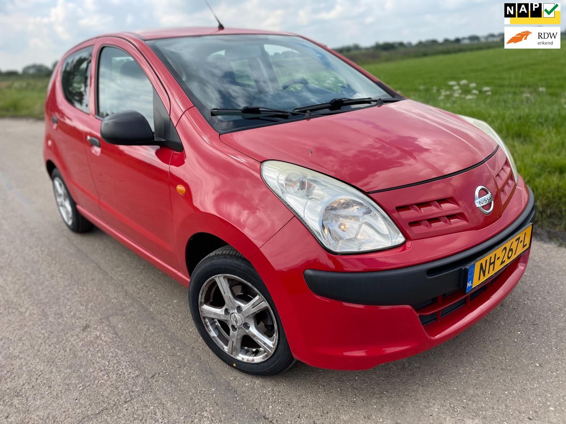 Nissan Pixo occasion - Van der Made Auto's