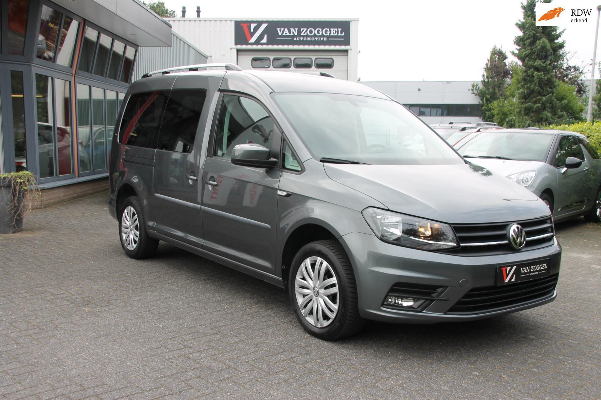 Volkswagen Caddy Maxi occasion - Van Zoggel Automotive