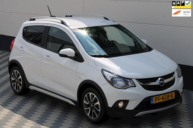 Opel KARL 1.0 Rocks Online Edition Automaat Cruise Airco !!