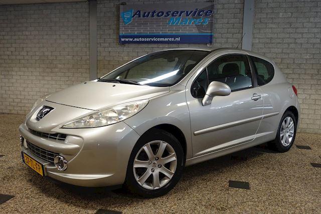 Peugeot 207 1.6-16V XS Pack, airco, clima, el, ramen, 16 inch LM