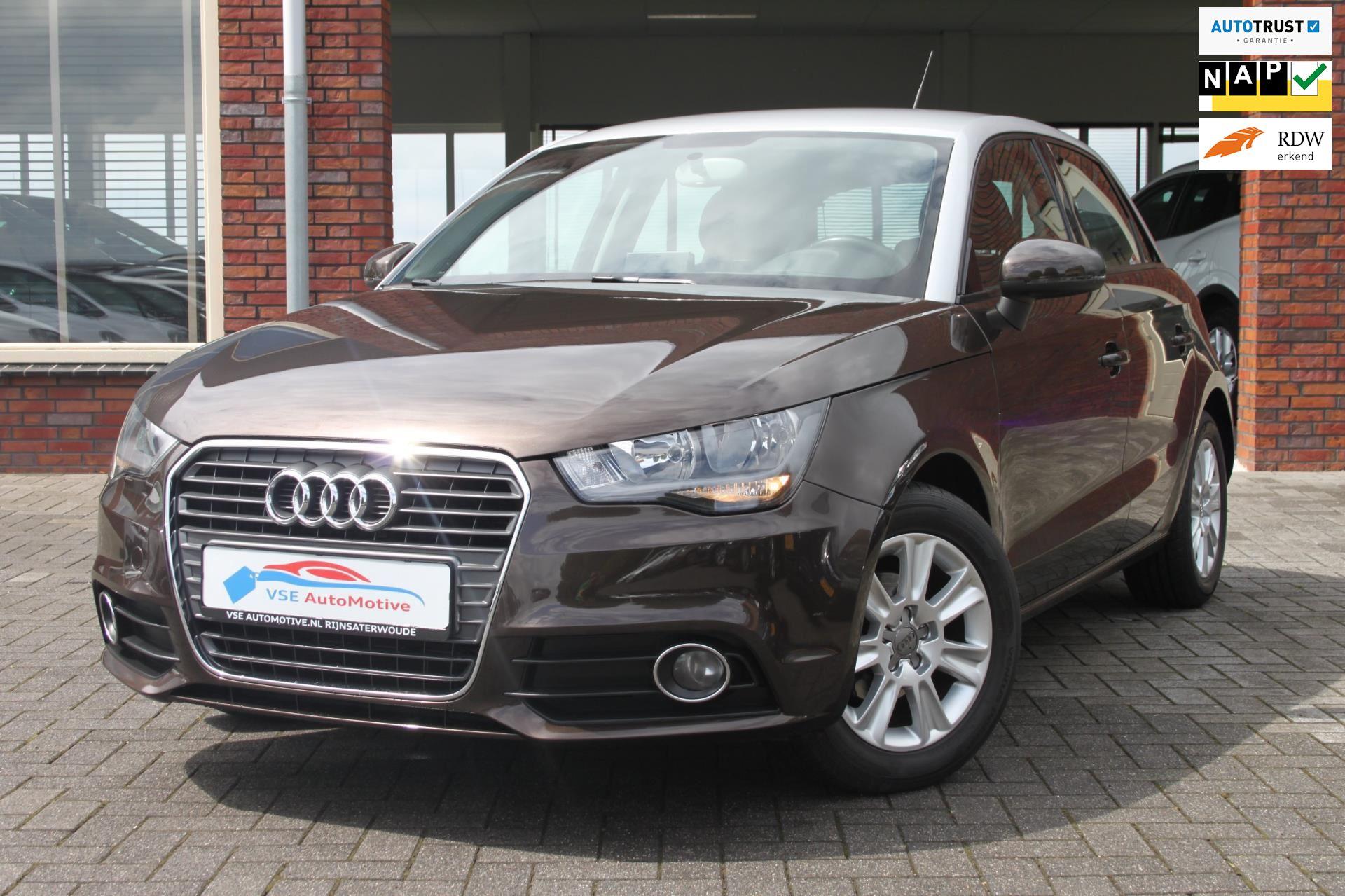 Audi A1 Sportback occasion - VSE Motors BV