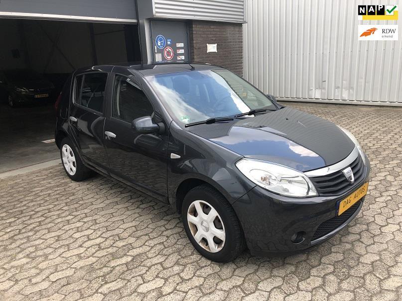 Dacia Sandero occasion - DAG Auto's