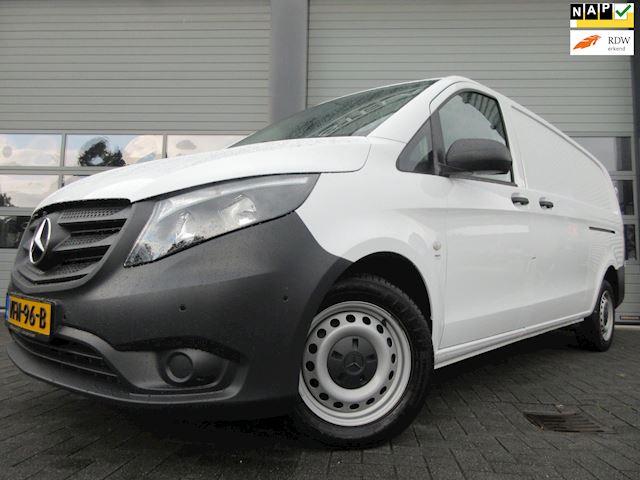 Mercedes-Benz Vito 114cdi XL 2xschuifdeur, Airco, Camera, Navigatie, Trekhaak.