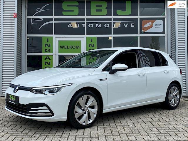 Volkswagen Golf 1.5 eTSI Style|Hybrid DSG|AIRCO|CRUISE ADAPTIEF|LED|USB|NAVI|BLUETOOTH|