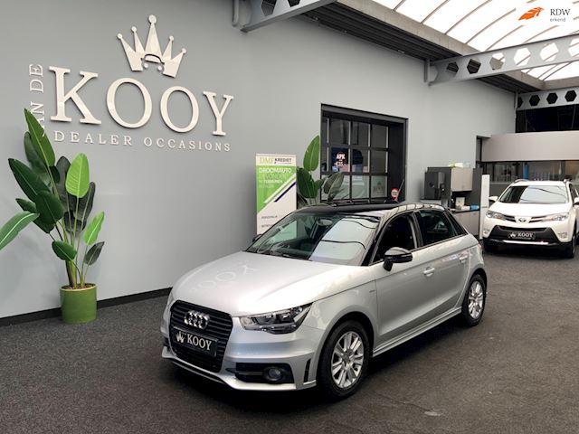 Audi A1 Sportback occasion - Van De Kooy Dealer Occasions Opmeer
