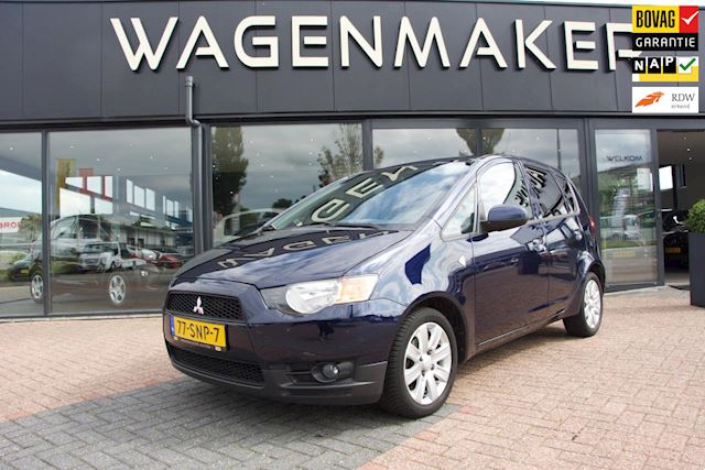 Mitsubishi Colt 1.3 Edition Two AUTOMAAT|Airco|Cruise|DealerOH