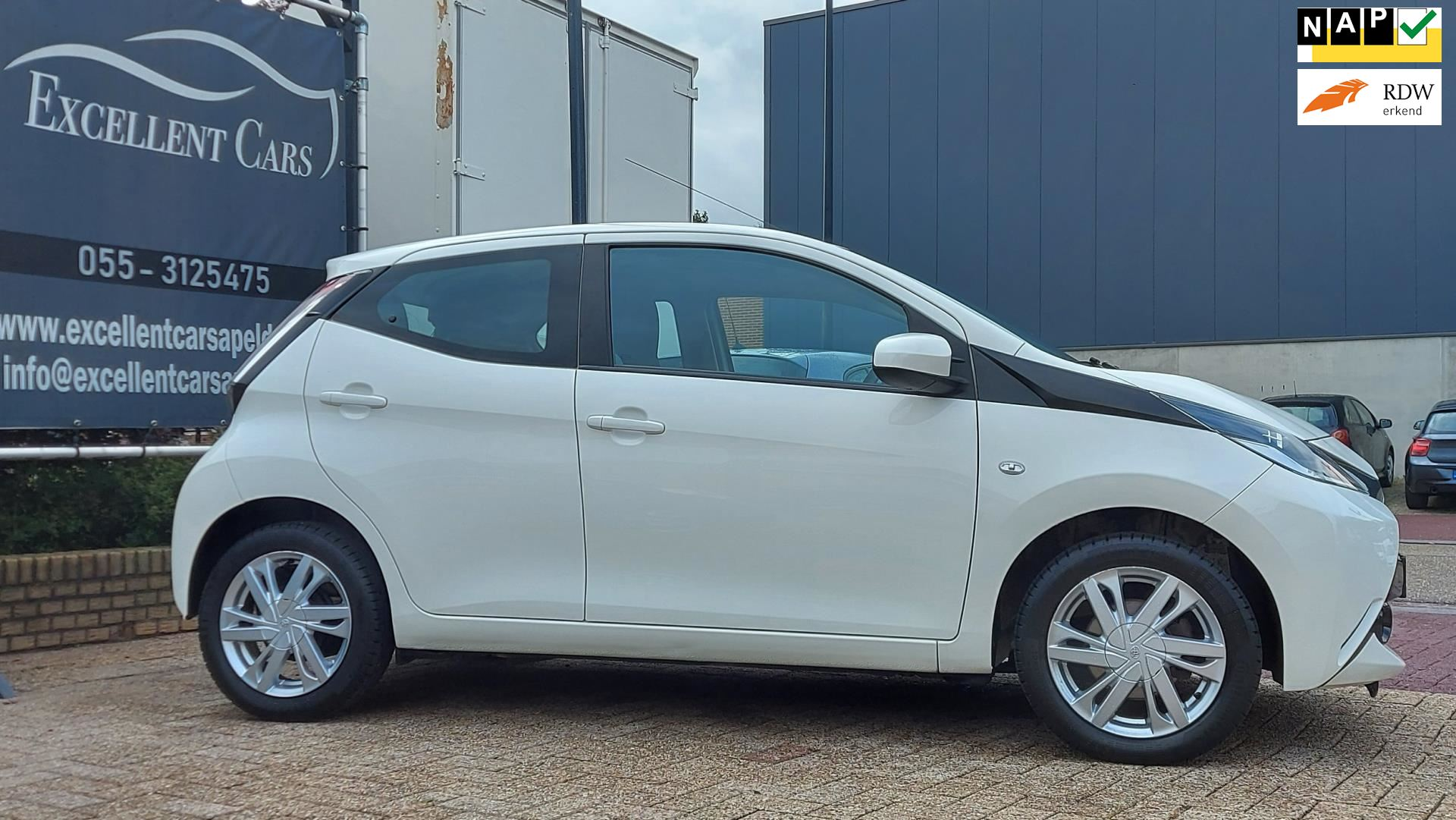 Toyota Aygo occasion - Excellent Cars